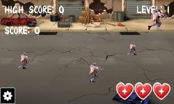 Zombie Killer Game TTM screenshot 5/6