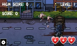 Zombie Killer Game TTM screenshot 6/6