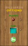 Billiard Pool screenshot 2/4