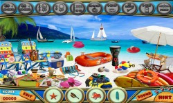 Free Hidden Object Games - Seaside screenshot 3/4