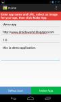 App Maker For Chrome screenshot 2/4