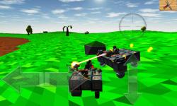 Blocky Pixel Car Builder 3D - Create n Drive screenshot 1/4
