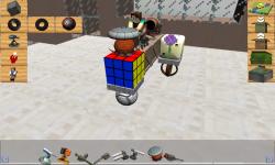 Blocky Pixel Car Builder 3D - Create n Drive screenshot 3/4