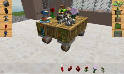 Blocky Pixel Car Builder 3D - Create n Drive screenshot 4/4
