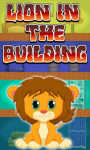 Lion In The Building Game screenshot 1/1