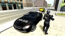 Police Car Driver 3D Creed  screenshot 1/3