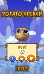Potato Splash screenshot 1/6