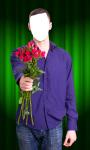 Romantic Man Photo Editor screenshot 1/6