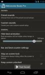 Metronoom Beats Pro original screenshot 5/6