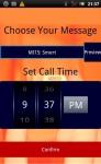 Secret Agent - Fake Call screenshot 2/3
