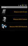 Distance Measurement screenshot 1/3