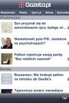 Gazeta.pl screenshot 1/1