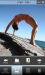 Yoga Tips PRO free screenshot 5/6