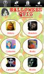 Halloween Trivia and Quiz Halloween Fun Games screenshot 1/2