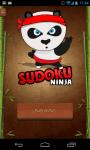 Sudoku Ninja screenshot 1/5