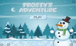 Frosty Adventure screenshot 2/4