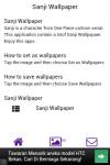 Sanji Wallpaper screenshot 6/6
