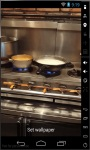 Cooking Dinner Live Wallpaper screenshot 1/2