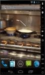 Cooking Dinner Live Wallpaper screenshot 2/2