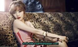 SECRET Sunhwa Sexy Wallpaper screenshot 3/6