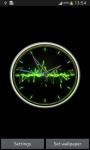 Plasma Clock screenshot 1/6