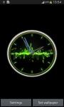 Plasma Clock screenshot 2/6