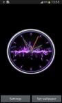 Plasma Clock screenshot 3/6