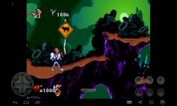 Earthworm Jim goes on the hunt screenshot 2/4