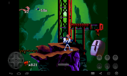 Earthworm Jim goes on the hunt screenshot 3/4