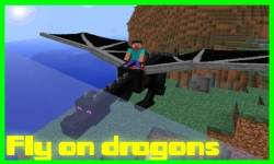 Dragon Mounts for Minecraft screenshot 3/4