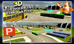 Bus Parking Simulator 3D screenshot 1/5