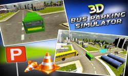 Bus Parking Simulator 3D screenshot 2/5