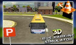 Bus Parking Simulator 3D screenshot 3/5