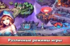 Heroes Tactics War  Strategy screenshot 2/3