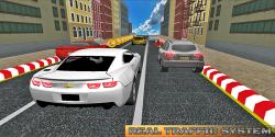 3D Speed Car Drive: On Run screenshot 1/5