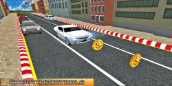 3D Speed Car Drive: On Run screenshot 2/5