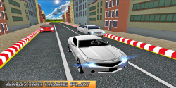 3D Speed Car Drive: On Run screenshot 3/5