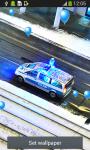 Police Car Live Wallpapers screenshot 1/6