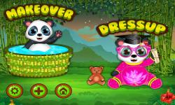 Baby Panda Salon screenshot 1/5