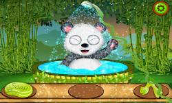 Baby Panda Salon screenshot 2/5