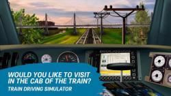 Train driving simulator pack screenshot 1/4
