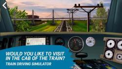 Train driving simulator pack screenshot 2/4