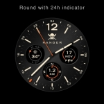 Ranger Military Watch Face exclusive screenshot 4/6