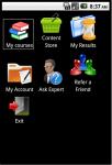 mXams-beta screenshot 1/1