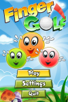 Finger Golf screenshot 1/5
