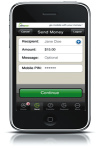 Obopay Money Transfer screenshot 1/1