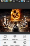 The Hunger Games Movie Wallpapers screenshot 1/2