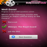 FreePlay Bollywood Quiz Lite screenshot 2/2