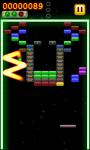 Bricknoid the Brick Breaker screenshot 3/5