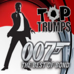 Top Trumps 007 Best of Bond Android screenshot 1/2